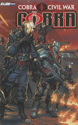 G.I. Joe: Cobra - Cobra Civil War 1 By Costa, Mike